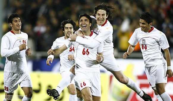 گزارشی از زمان بازیهای انتخابی جام جهانی در آسیا