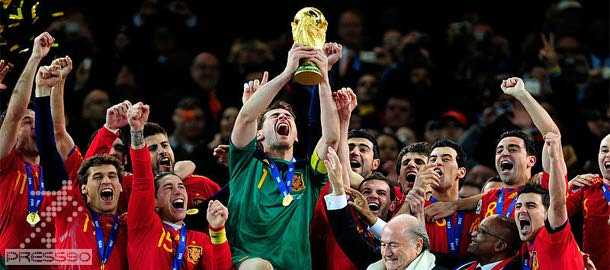 اسامي بازيكنان اسپانيا براي حضور در يورو 2012 اعلام شد