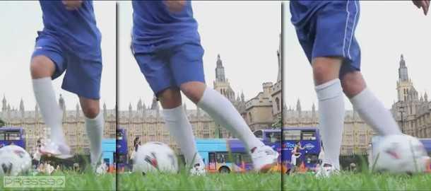 آموزش دریبل و تعویض پا به سبک نیمار در بازیهای المپیک