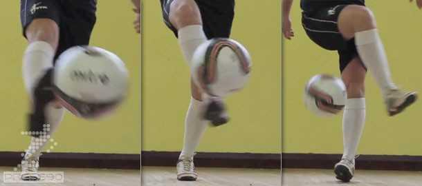 Learn Ronaldinho flick up trick دانلود فيلم آموزش دريبل رونالدينيهو