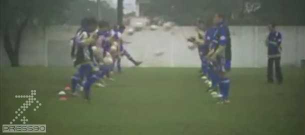 تمرينات تكنيكهاي پايه فوتبال
