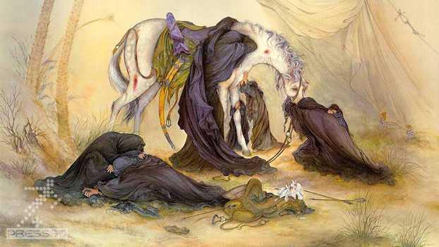 تاسوعا و عاشورای حسینی را بر همه عزادارن تسلیت عرض مینماییم
