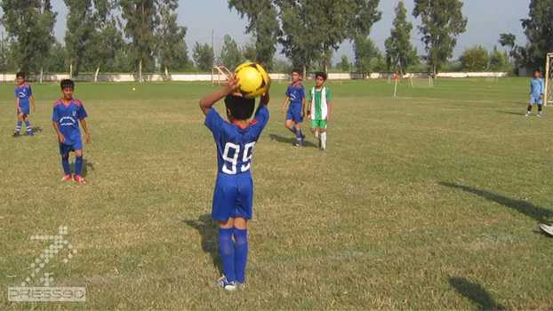 استعداد یابی فوتبال
