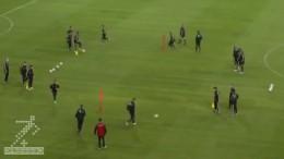 دانلود ویدئو تمرین کیفیت ضربه اول در تیم ملی آلمان