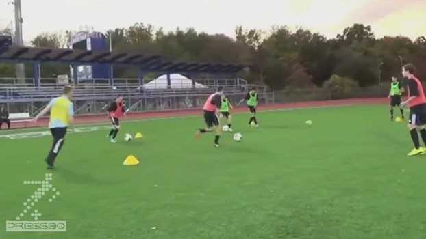 Timing of the Pass Drill