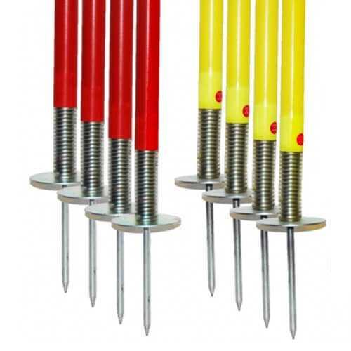 نیزه تمرینی فنردار با قبلیت نصب سریع و ساده