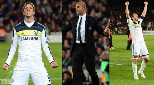 Chelsea 2-2Barca