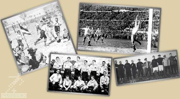 تاریخچه فوتبال و چگونگی شکل گیری قوانین فوتبال