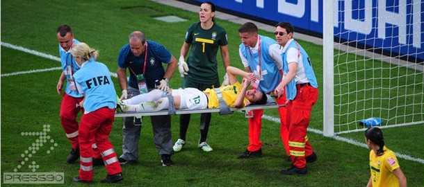 مصدومیت های فوتبال