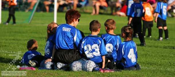 اصول تمرینات تیم های پایه