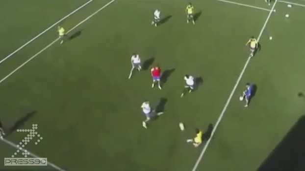 تمرینات حفظ توپ - با این 9 تمرین مانند بارسلونا بازی کنید