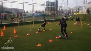 تمرینات هماهنگی عصب و عضله در فوتبال