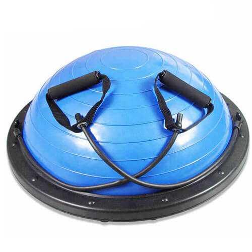 بوسو بال - ابزاری برای تمرینات تعادلی ، تقویت عضلات و جلوگیری از آسیب دیدگی