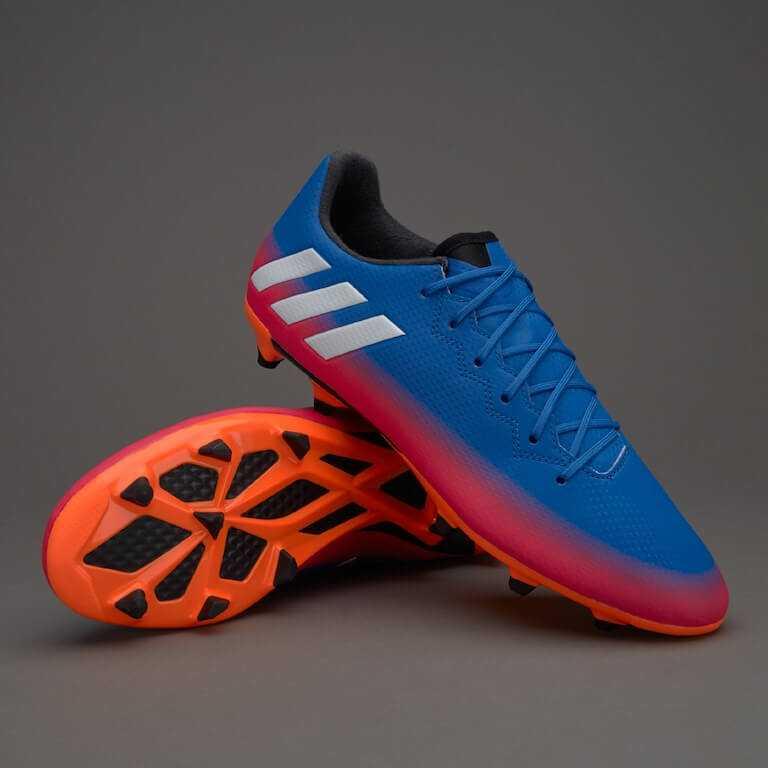 کفش فوتبال آدیداس مسی مدل adidas Messi 16.3 FG - سریعتر حرکت کنید